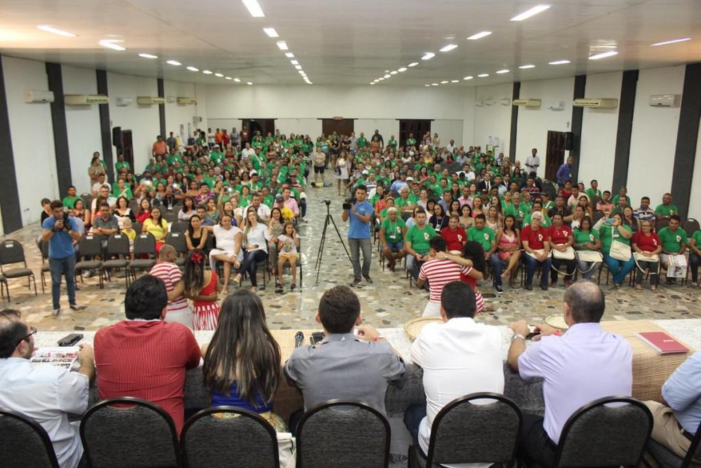 4ª Plenária Zé Pereira - Fetraece