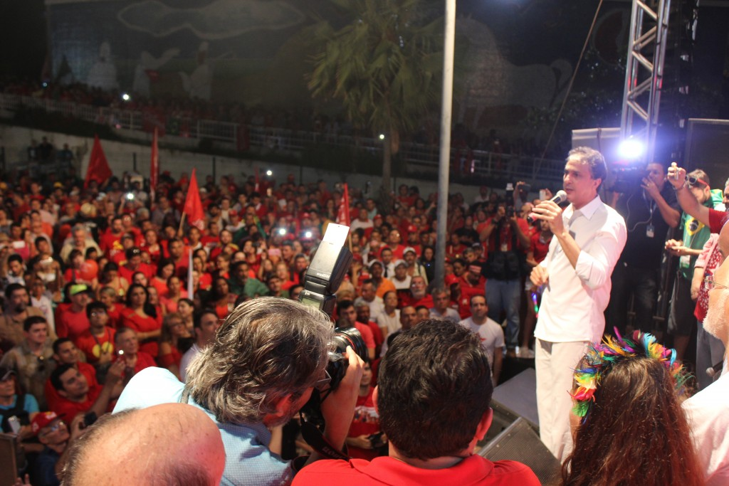 Governador Camilo discursou no Dragão do Mar