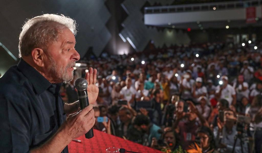 Lula congresso contag - Foto Ricardo Stuckert