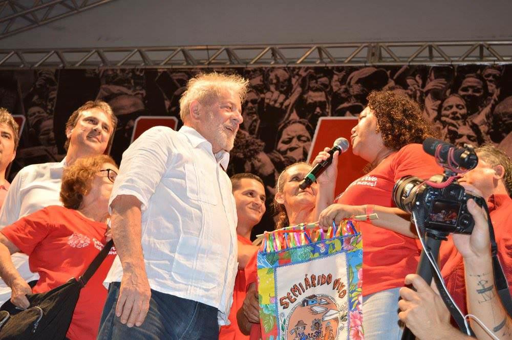 Foto: Janes P. Souza / Fetraece