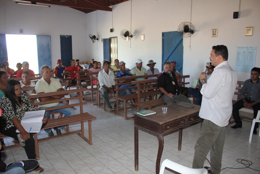 Reunião em Tingui